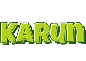 Karun summer logo