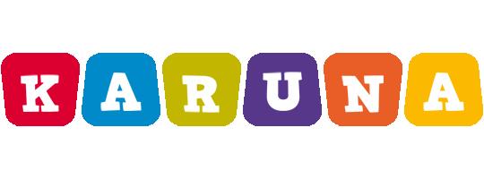 Karuna kiddo logo