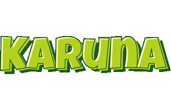 Karuna summer logo