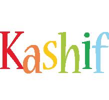 Kashif birthday logo