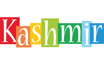 Kashmir colors logo
