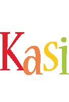 Kasi birthday logo