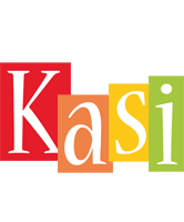 Kasi colors logo