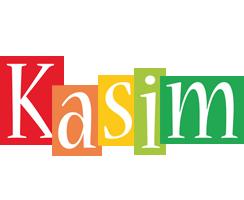 Kasim colors logo