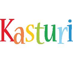 Kasturi birthday logo