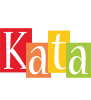 Kata colors logo