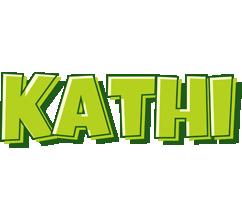 Kathi summer logo