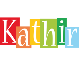 Kathir colors logo