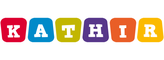 Kathir kiddo logo
