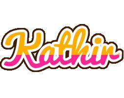 Kathir smoothie logo