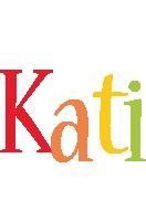 Kati birthday logo