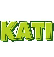 Kati summer logo