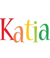 Katia birthday logo