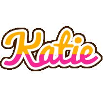 Katie smoothie logo