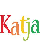 Katja birthday logo