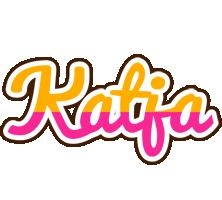 Katja smoothie logo
