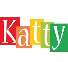 Katty colors logo