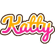 Katty smoothie logo