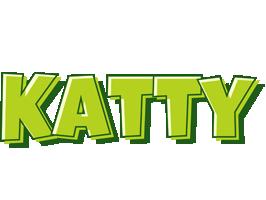 Katty summer logo