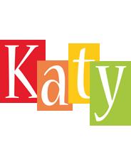 Katy colors logo