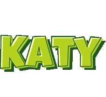 Katy summer logo