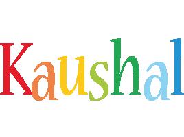Kaushal birthday logo