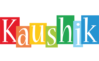 Kaushik colors logo