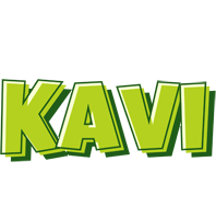 Kavi summer logo