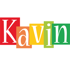 Kavin colors logo
