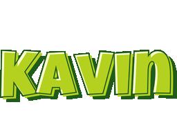 Kavin summer logo