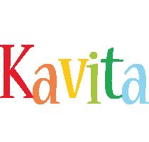 Kavita birthday logo