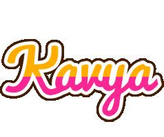 Kavya smoothie logo
