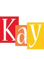 Kay colors logo