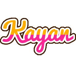 Kayan smoothie logo