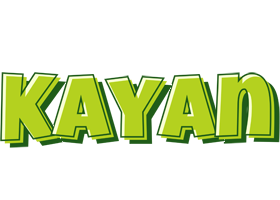 Kayan summer logo