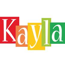 Kayla colors logo