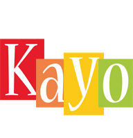 Kayo colors logo