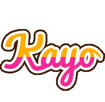 Kayo smoothie logo