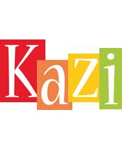 Kazi colors logo