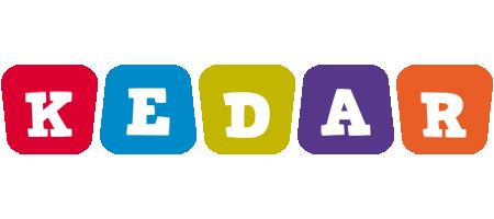 Kedar kiddo logo