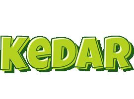 Kedar summer logo
