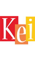 Kei colors logo