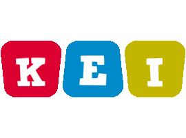 Kei kiddo logo