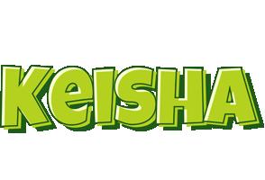 Keisha summer logo