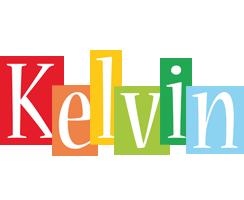 Kelvin colors logo