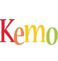 Kemo birthday logo