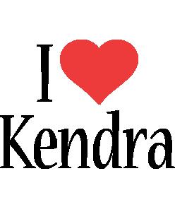 kendra logo name logo generator kiddo i love colors