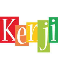 Kenji colors logo