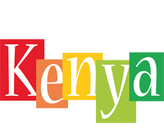 Kenya colors logo