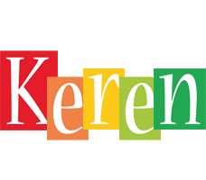 Keren colors logo